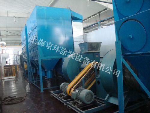 大型工业打磨中央吸尘器