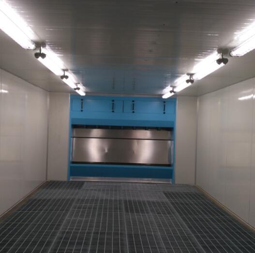 无泵环保喷漆房
